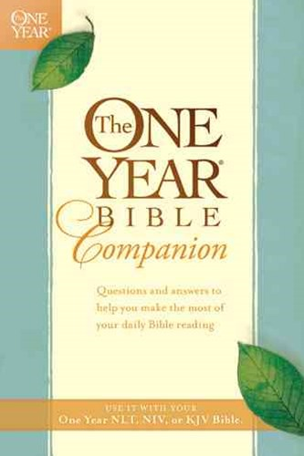 One Year Bible Companion