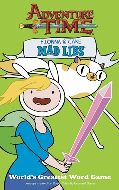 Fionna and Cake Mad Libs