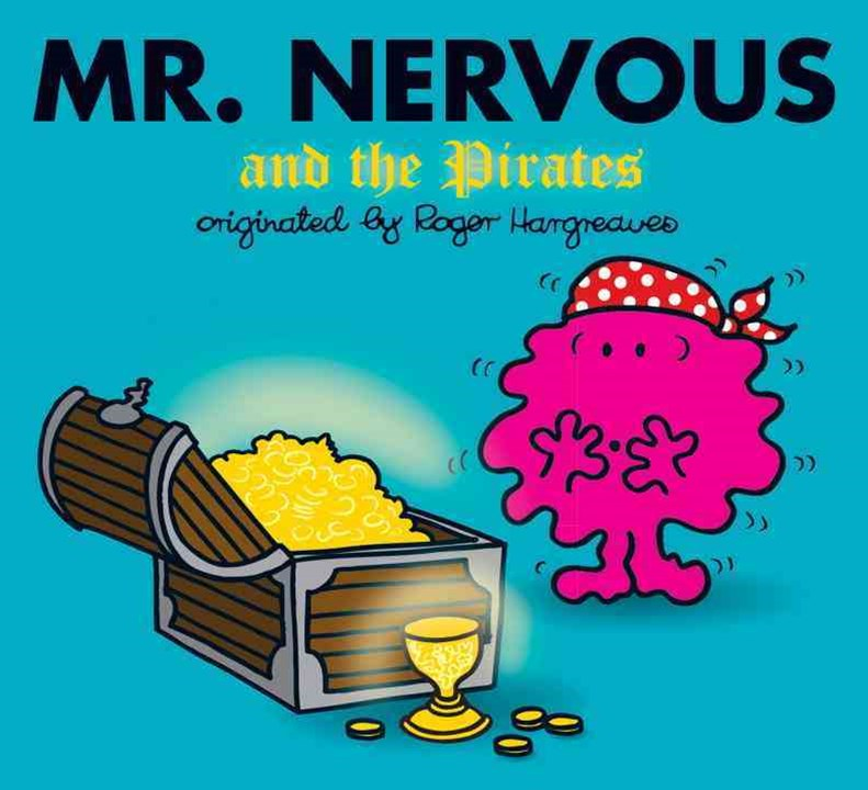 Mr. Nervous and the Pirates