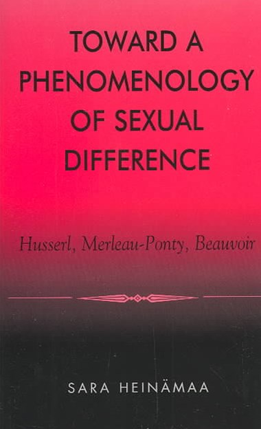 Toward a Phenomenology of Sexual Difference