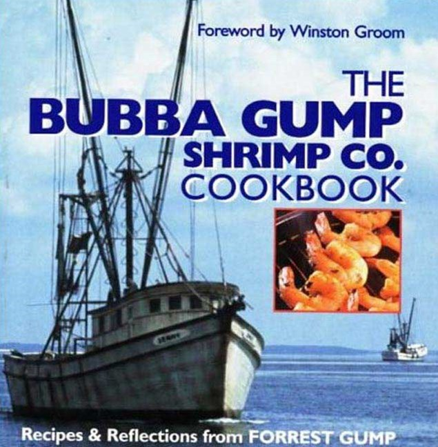 Bubba Gump Shrimp Co. Cookbook
