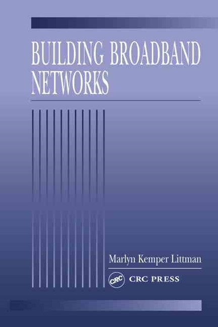 Building Broadband Networks