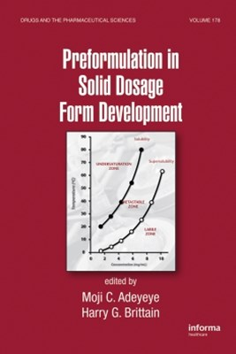 Preformulation in Solid Dosage Form Development
