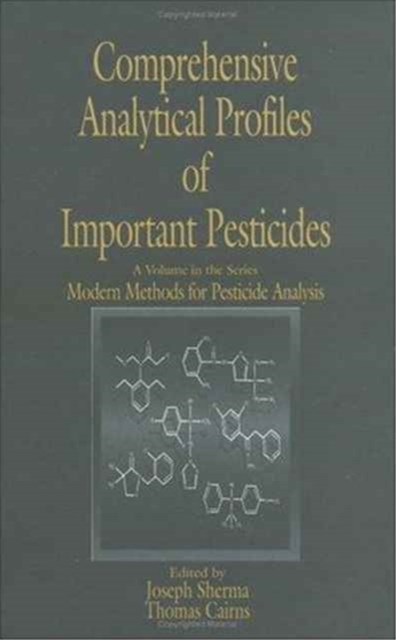 Comprehensive Analytical Profiles of Important Pesticides