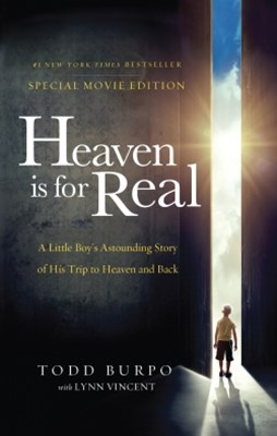 (ebook) Heaven is for Real Movie Edition
