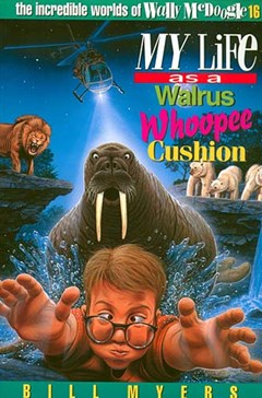 My Life As a Walrus Whoopee Cushion
