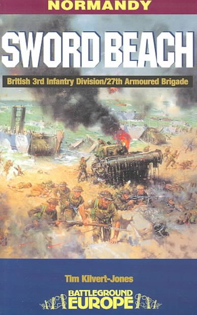Sword Beach: 3rd British Division/27th Armoured Brigade