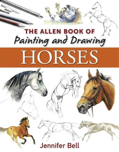 Allen Book of Painting and Drawing Horses