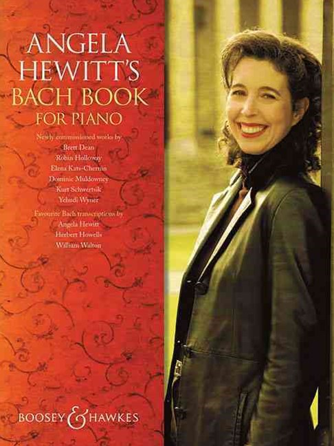 ANGELA HEWITTS BACH BOOK FOR PIANO