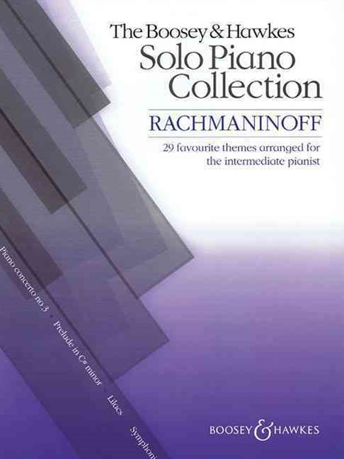 The Boosey and Hawkes Piano Solo Collection: Rachmaninoff