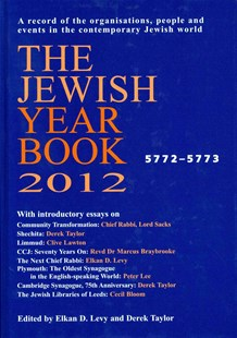 Jewish Year Book by Levy, Elkan D. (EDT)/ Taylor, Derek (EDT), Elkan D. Levy, Derek Taylor (9780853039044) - HardCover - History