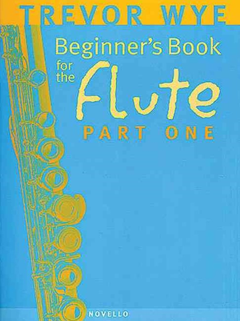 Beginner's Book for the Flute