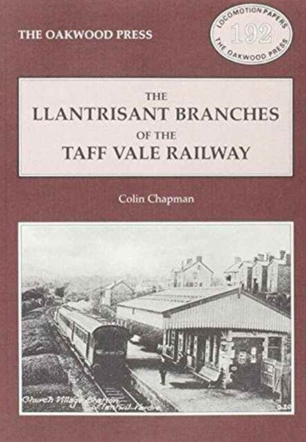 Llantrisant Branches of the Taff Vale Railway