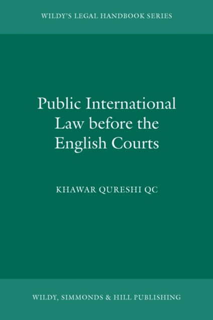 Public International Law Before the English Courts