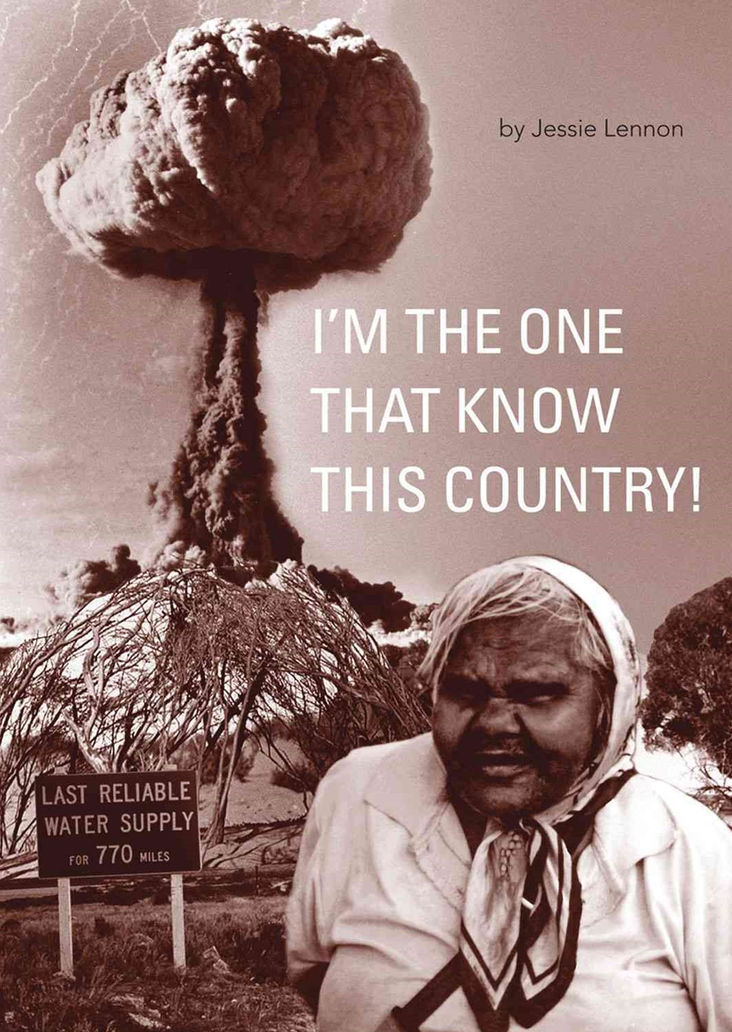 I'm the One that Know this Country!
