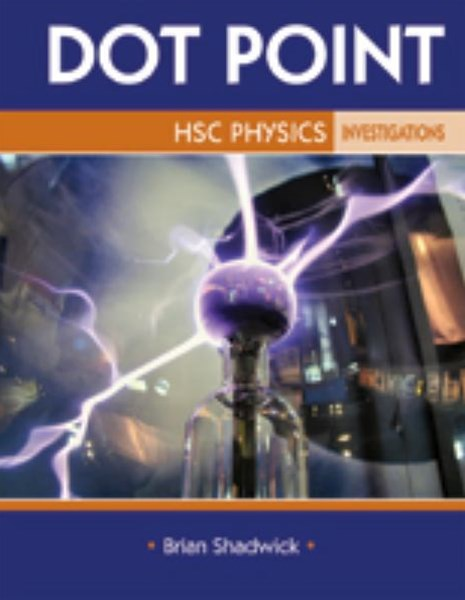 Dot Point HSC Physics Investigations