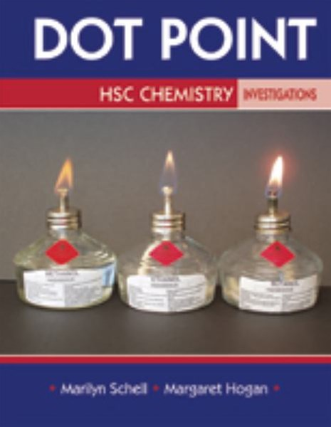 Dot Point HSC Chemistry Investigations
