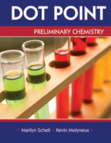 Dot Point Chemistry - Preliminary