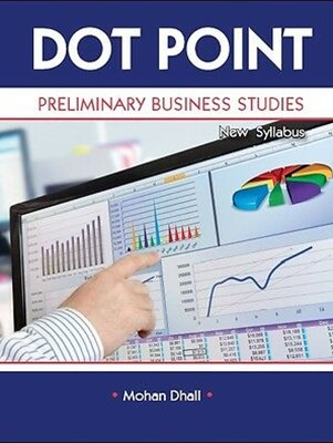 Dot Point Business Studies Prelim Revised