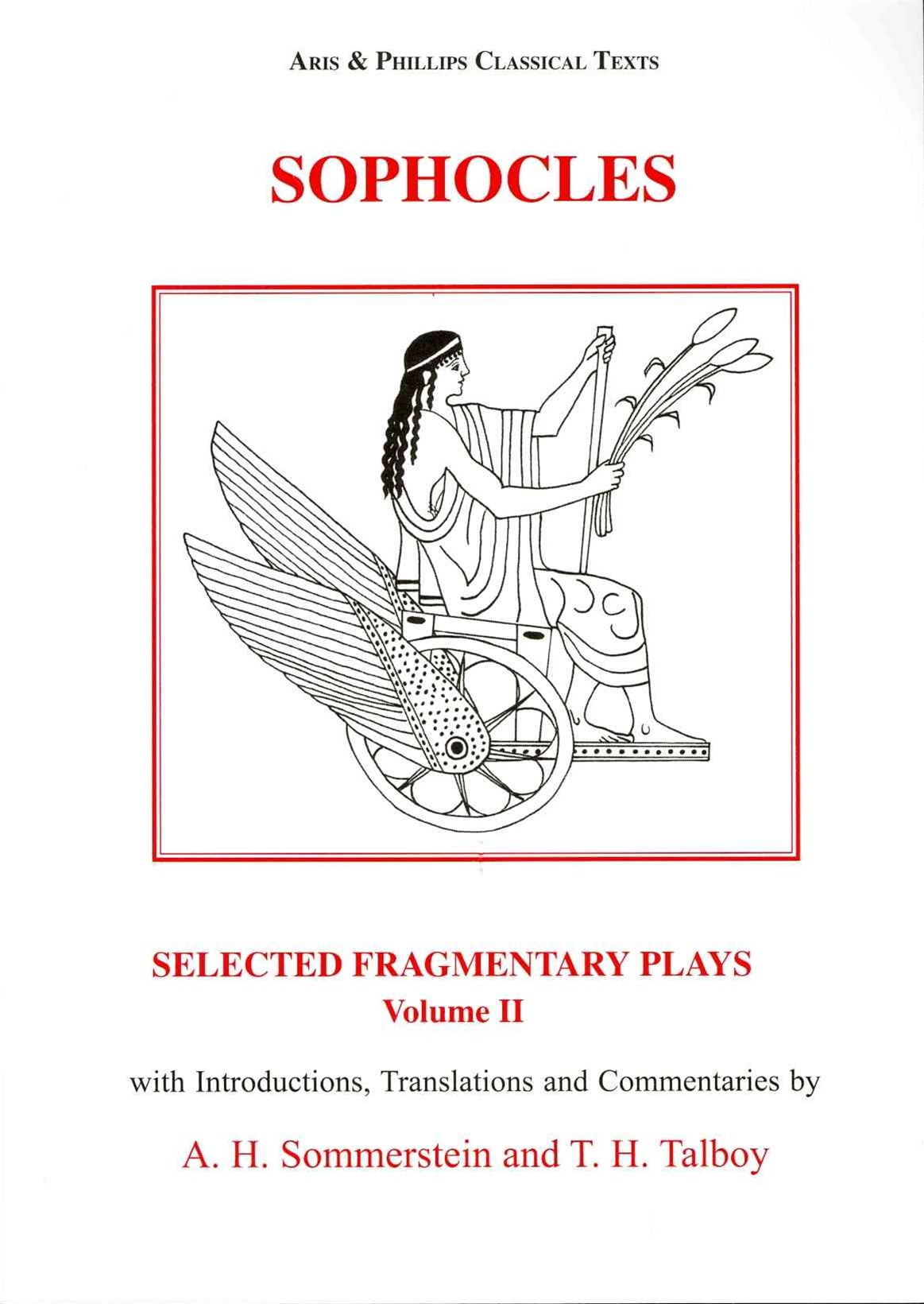 Selected Fragmentary Plays