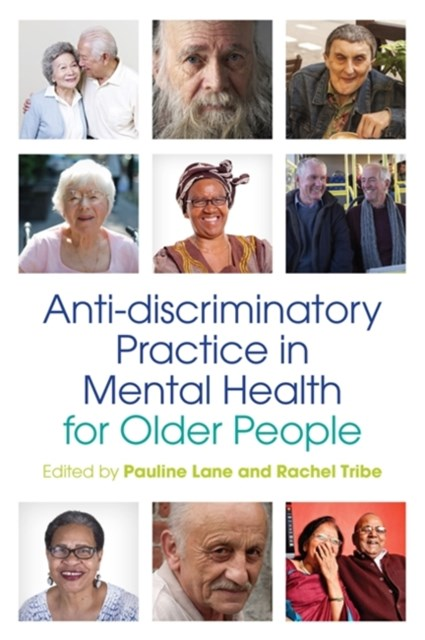 (ebook) Anti-discriminatory Practice in Mental Health Care for Older People