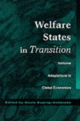 (ebook) Welfare States in Transition