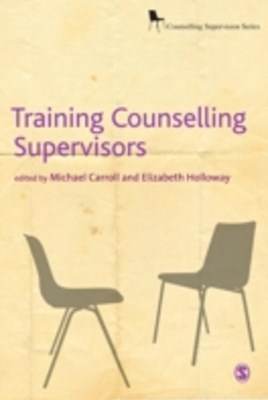 (ebook) Training Counselling Supervisors