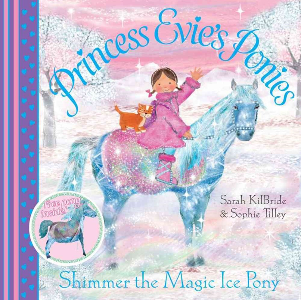 Shimmer the Magic Ice Pony: Princess Evie