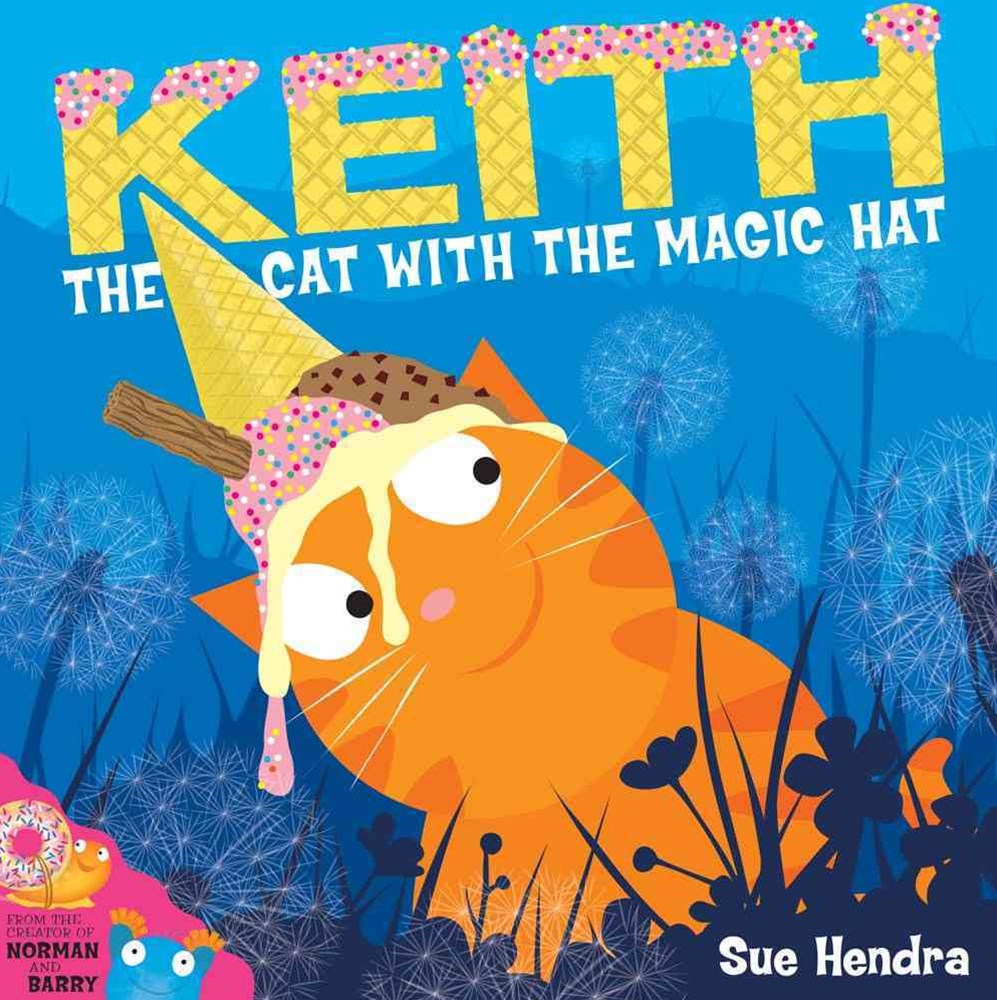 Keith the Cat with the Magic Hat