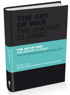 The Art of War - the Ancient Classic by Sun Tzu, Tom Butler-Bowdon, Sun Tzu (9780857080097) - HardCover - Business & Finance Careers