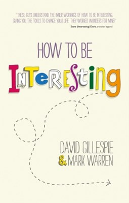 (ebook) How To Be Interesting