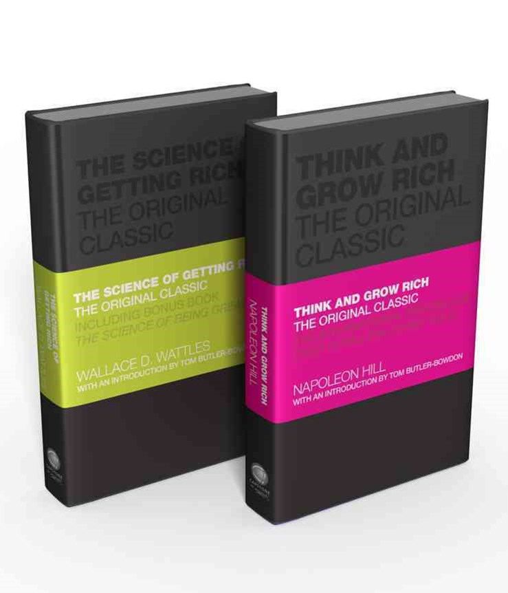 The Success Classics Collection - Think and Grow  Rich and the Science of Getting Rich
