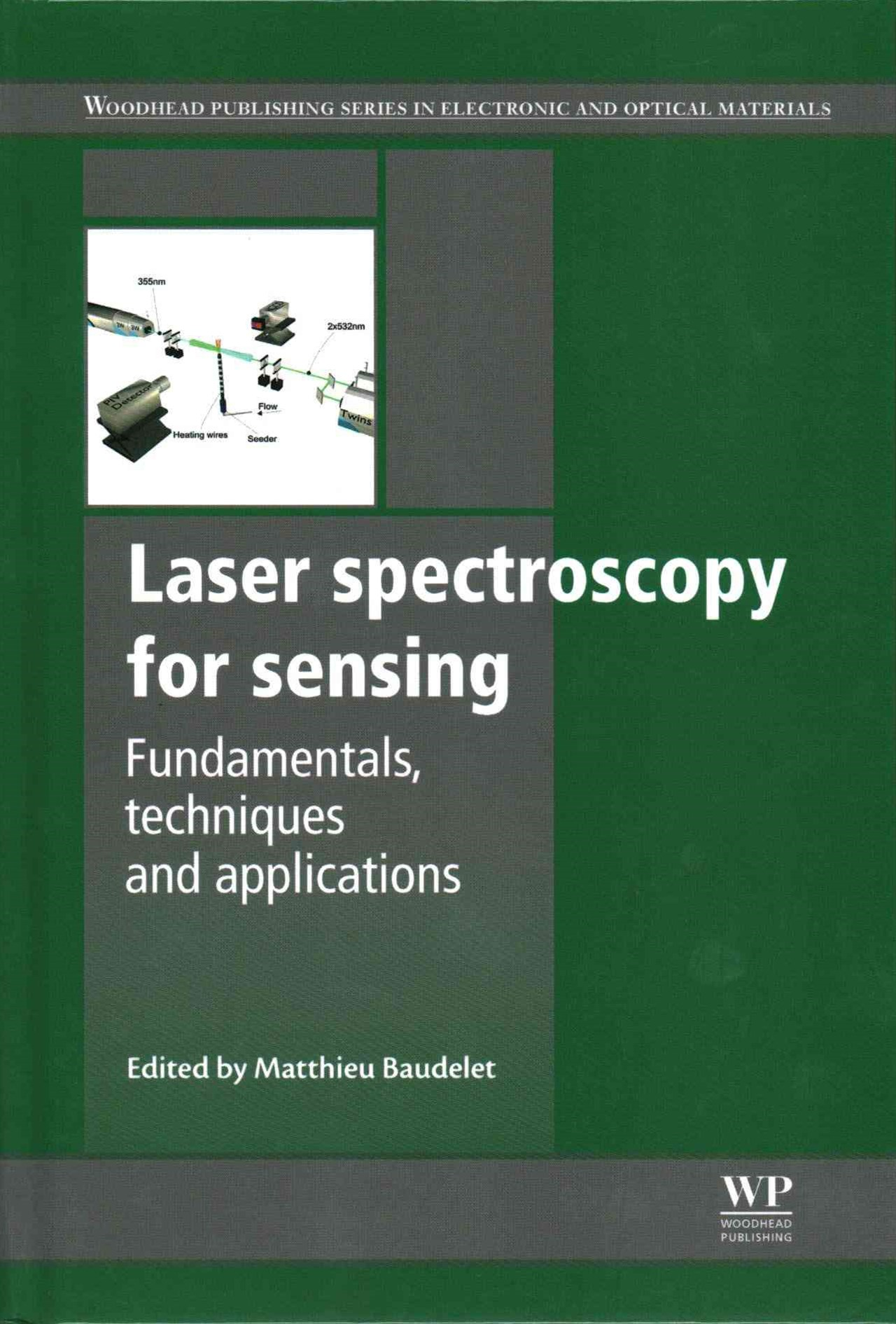 Laser Spectroscopy for Sensing