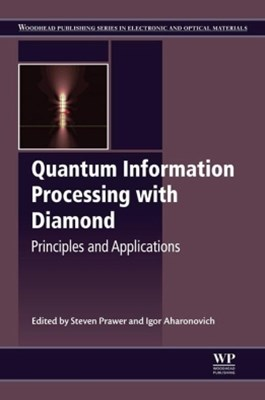 Quantum Information Processing with Diamond