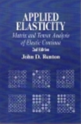 Applied Elasticity