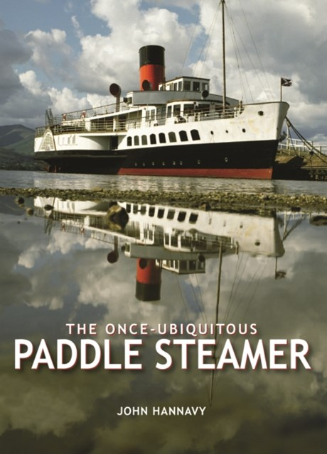 Once-Ubiquitous Paddle Steamer