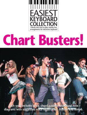 Easiest Keyboard Collection: Chart Busters