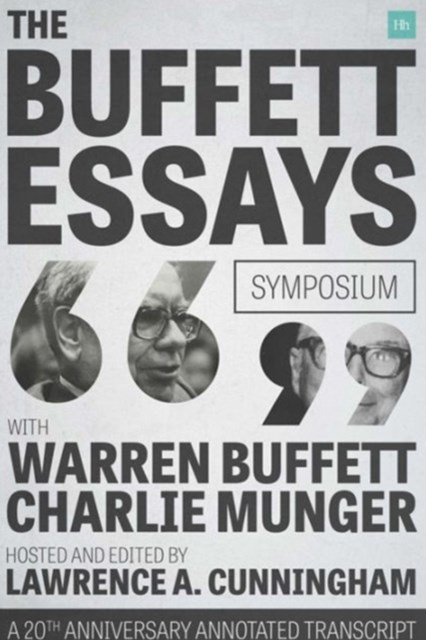 Buffett Essays Symposium