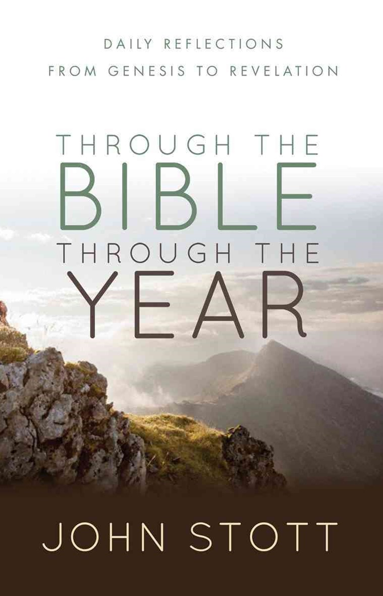 Through the Bible Through the Year