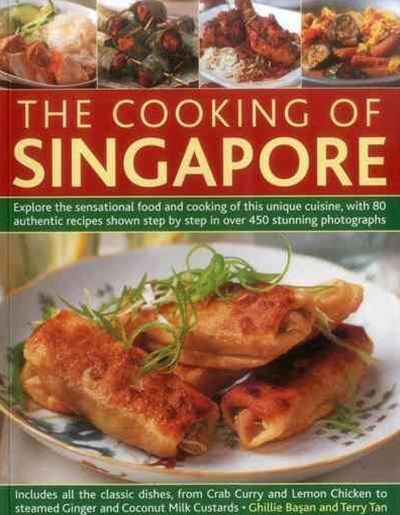 Cooking of Singapore