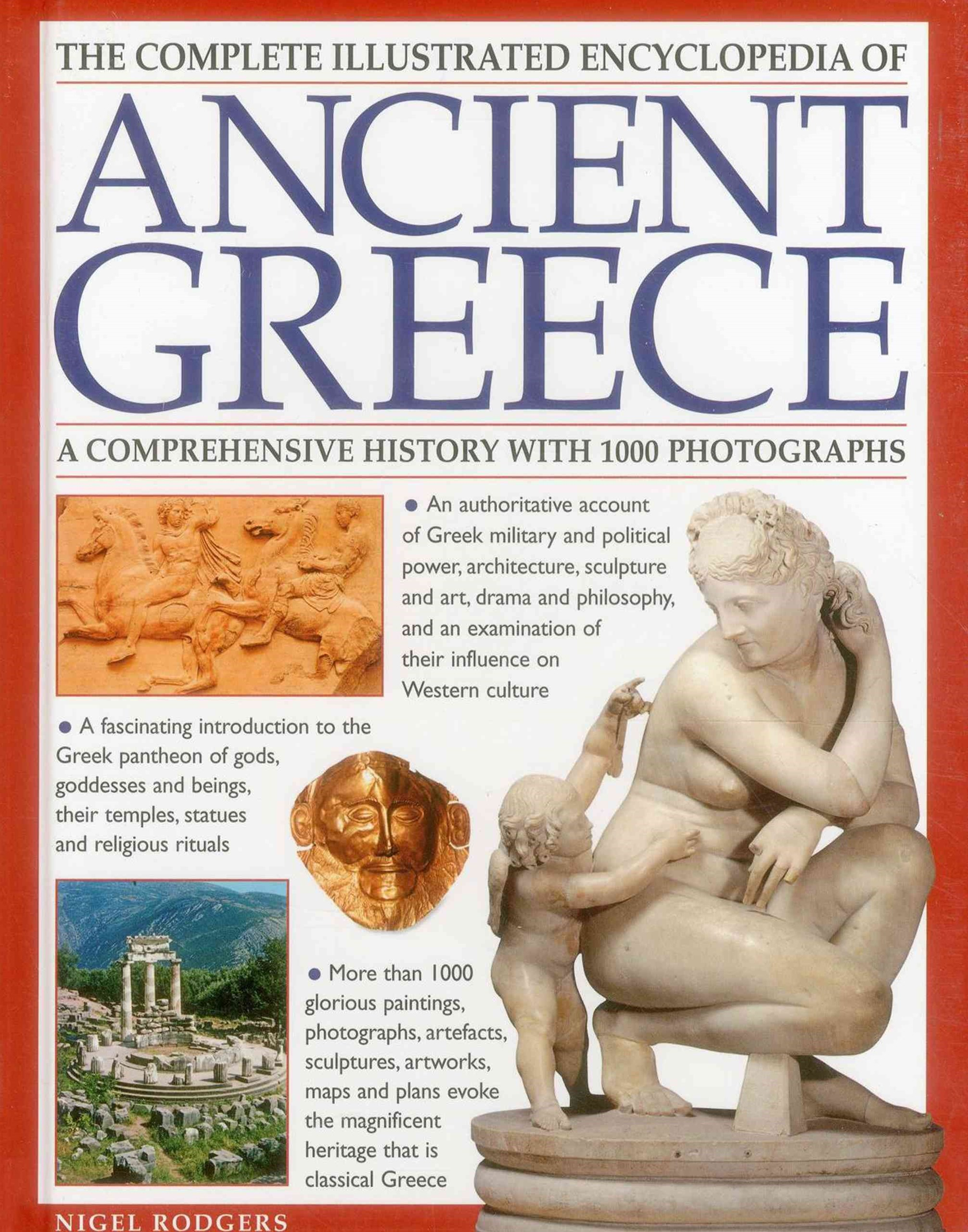 Complete Illustrated Encyclopedia of Ancient Greece