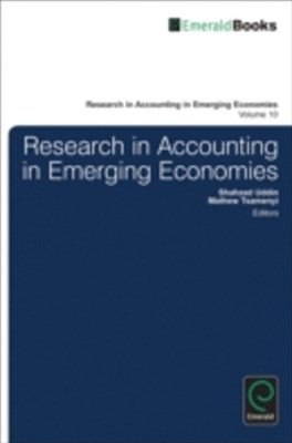 Research in Accounting in Emerging Economies