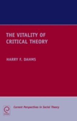 Vitality of Critical Theory