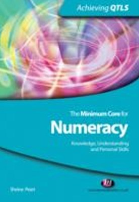 (ebook) Minimum Core for Numeracy: Knowledge, Understanding and Personal Skills