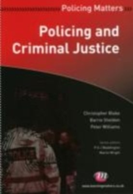 Policing and Criminal Justice