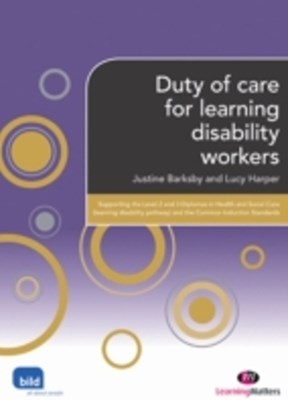 Duty of care for learning disability workers