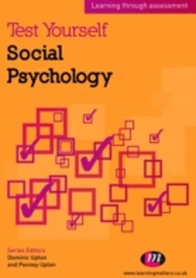 Test Yourself: Social Psychology