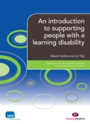 introduction to supporting people with a learning disability