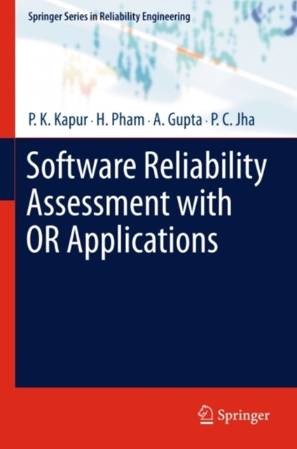 (ebook) Software Reliability Assessment with OR Applications