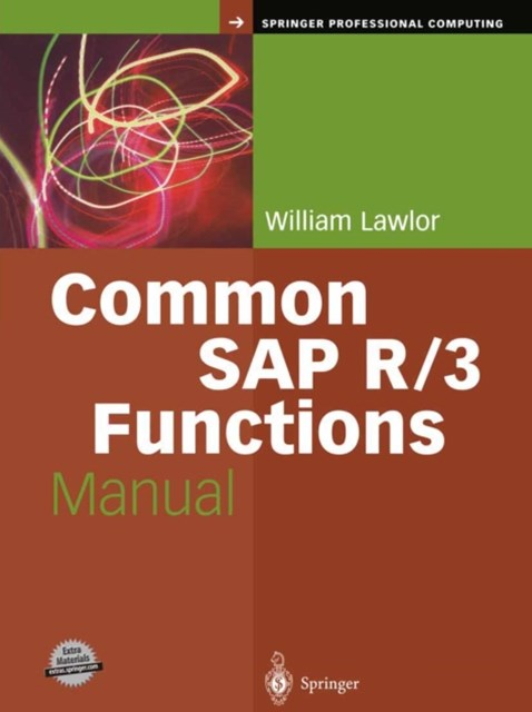 (ebook) Common SAP R/3 Functions Manual
